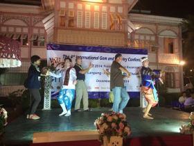 Northern Thailand Dance