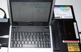 GL Gem Raman with Netbook
