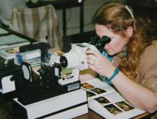 Gemmologist