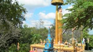Pailin temple
